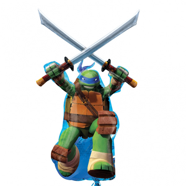 Teenage Mutant Ninja Turtles Folieballong Jumbo