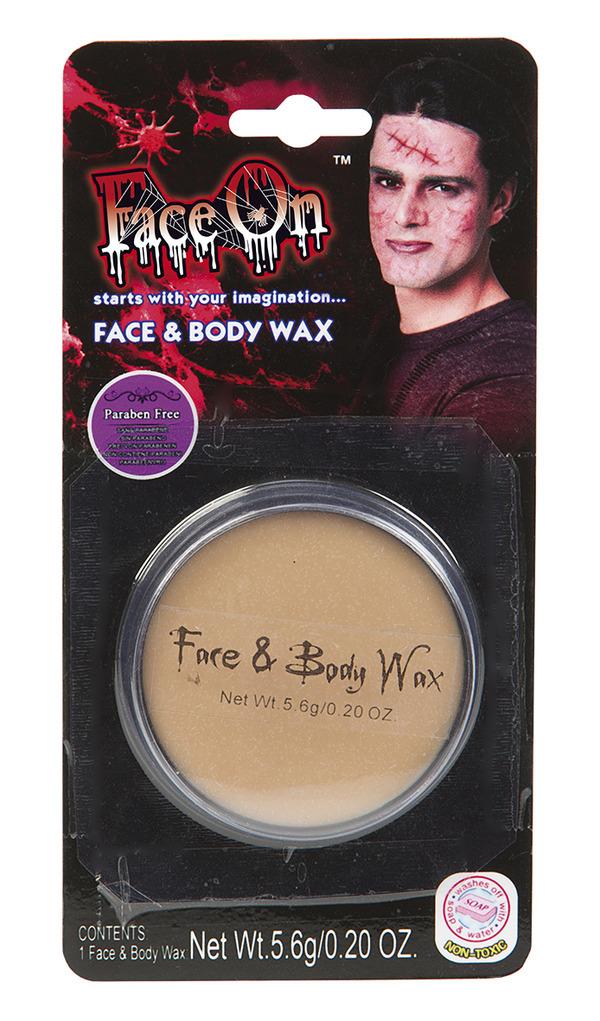 Face-On Ansikts och Kroppsvax