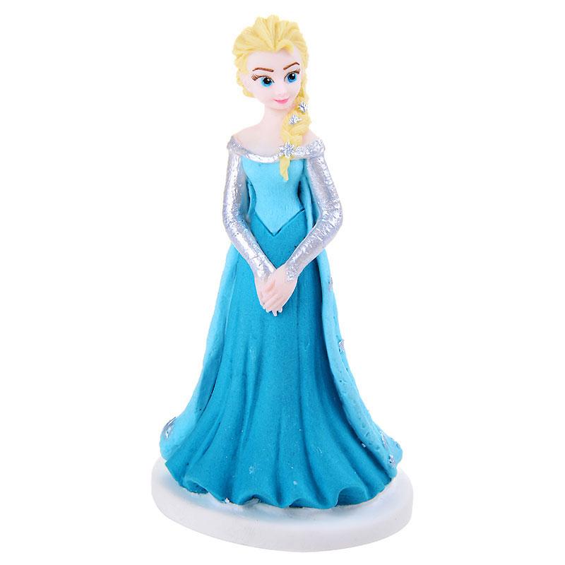 Tårtdekoration Frost Elsa