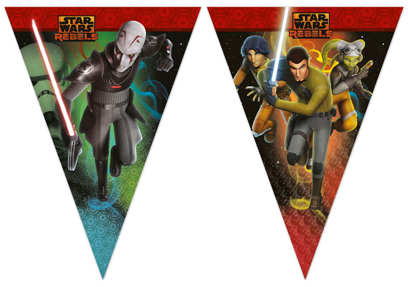 Star Wars Rebels Flaggirlang