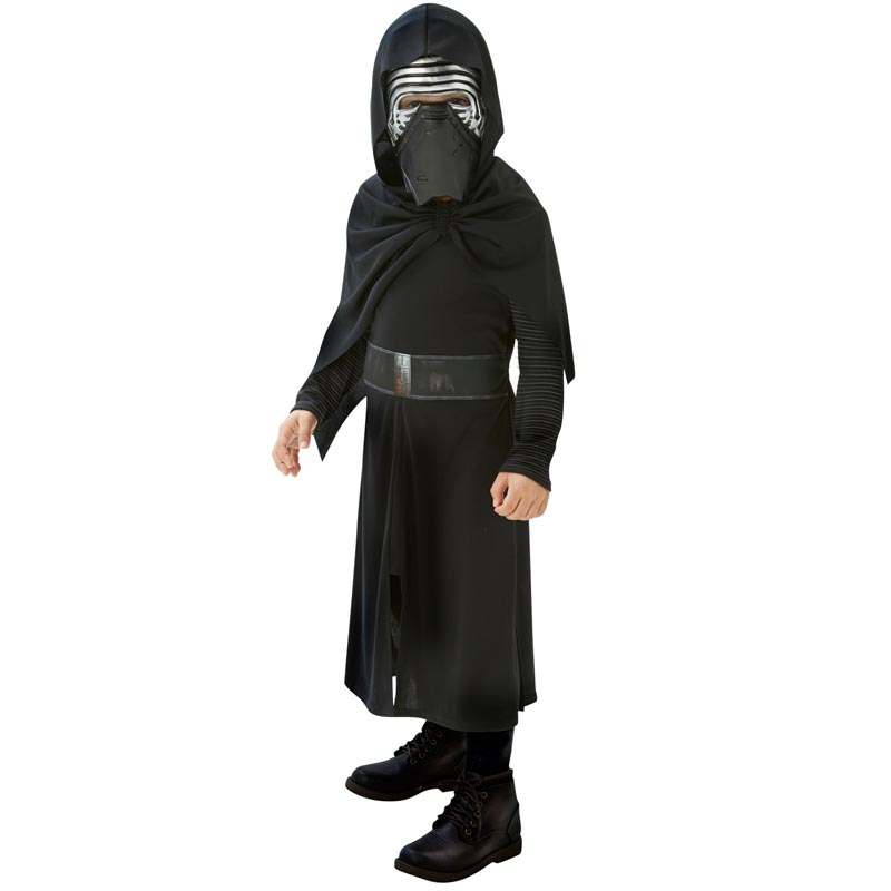 Star Wars Kylo Ren Dräkt Barn (Medium)