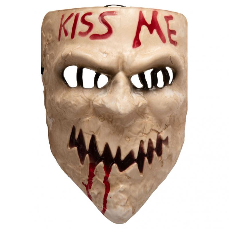 Kiss Me Halloweenmask
