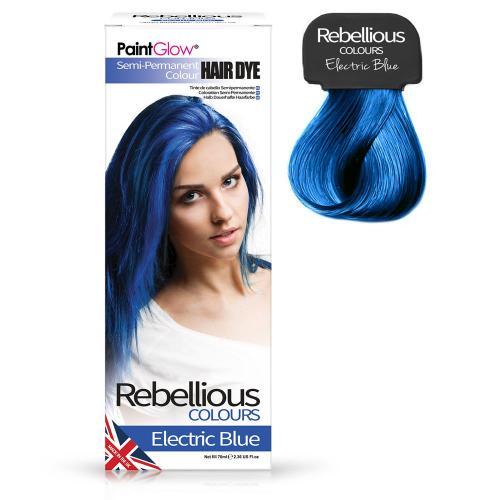 blå hårfärg online
