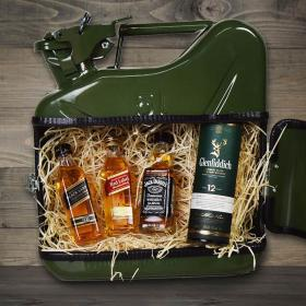 Jerrycan Whiskey Bar