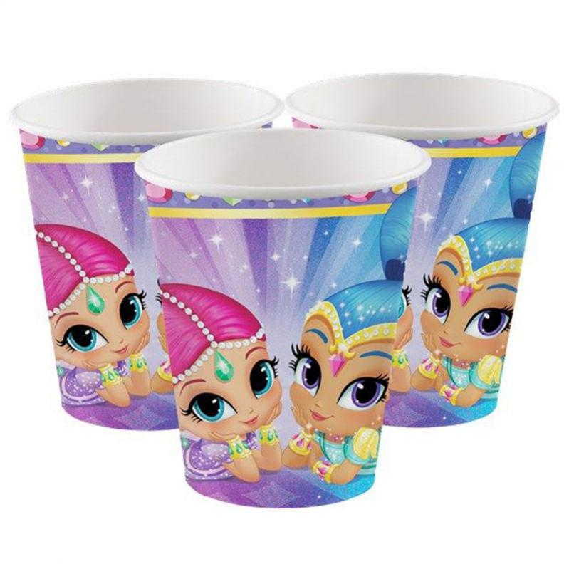 Shimmer and Shine Muggar