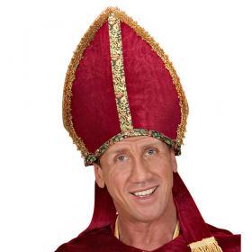 Saint Nicholas Hatt med Fransar