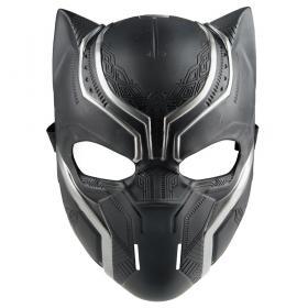 Svart Superhjälte Mask