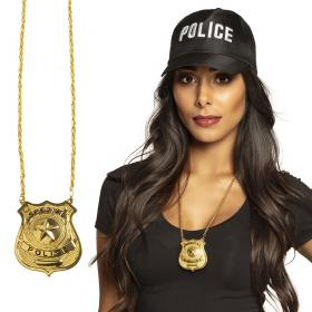 Special Police Halsband