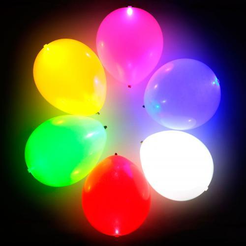 LED lampor för ballonger