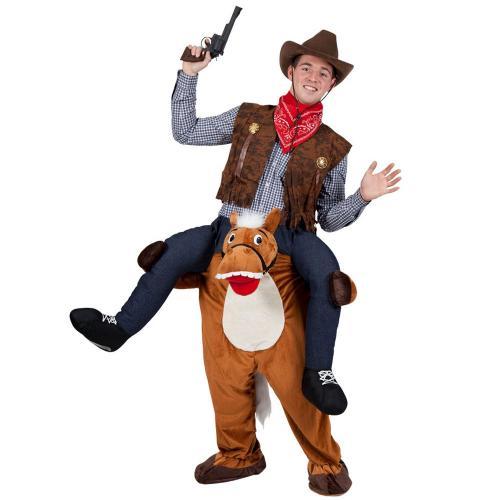 Carry Me Hästdräkt - Partyhallen.se b6d0a23a9292c