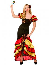 Rumba Dancer Maskeraddräkt