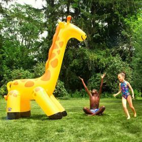 Stor Vattenspridare Giraff