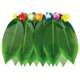 Hawaii Kjol med Blad