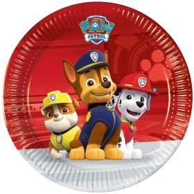 Paw Patrol Ready For Action Assietter