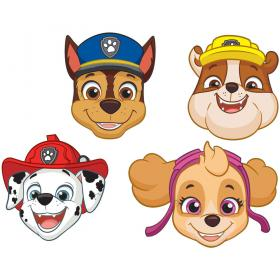 Paw Patrol Party Pappmasker