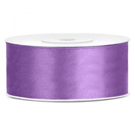 Satinband Lavendel 25 mm