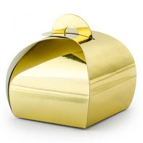 Presentboxar Guld