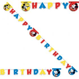 Musse Pigg Super Cool Happy Birthday Girlang