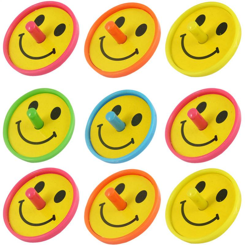 Spin-Top Smiley
