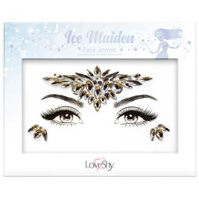 Face Jewels Ice Maiden