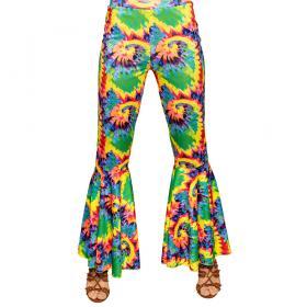 Färgglada Hippie Byxor