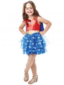Wonder Woman Klänning Barn Medium