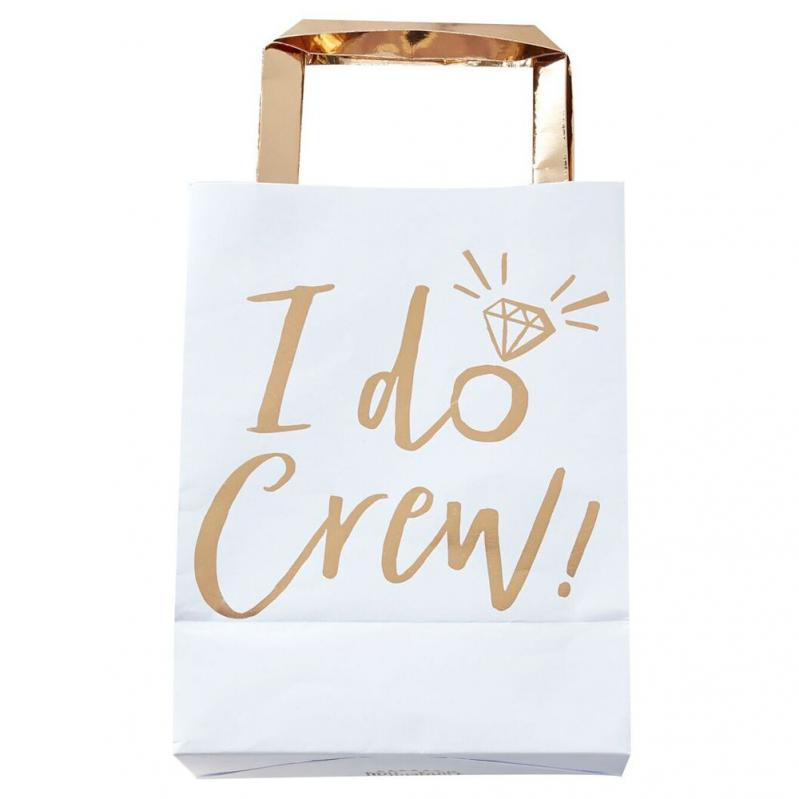 I Do Crew Kalaspåsar