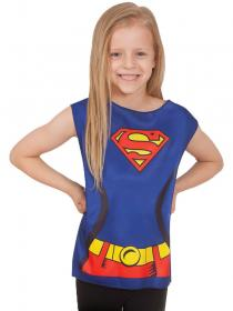 Super Girl Dress-Up Tröja Barn