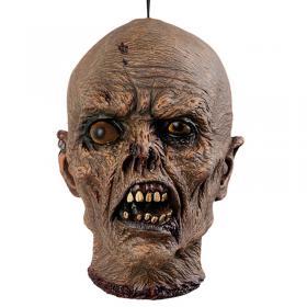 Avhugget Zombie Huvud