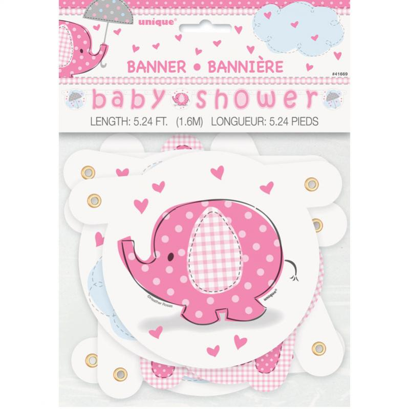 Baby Shower Girlang Girl Umbrellaphant