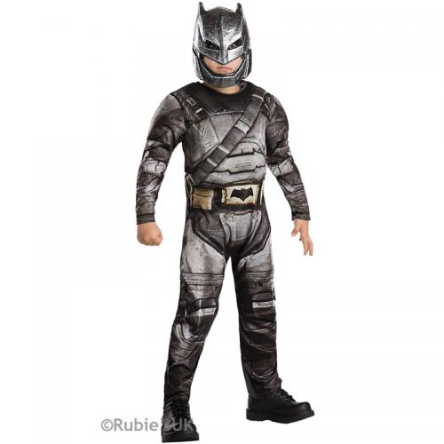 Batman Dawn of Justice Maskeraddräkt Barn - Partyhallen.se 32a133bf3ecb1