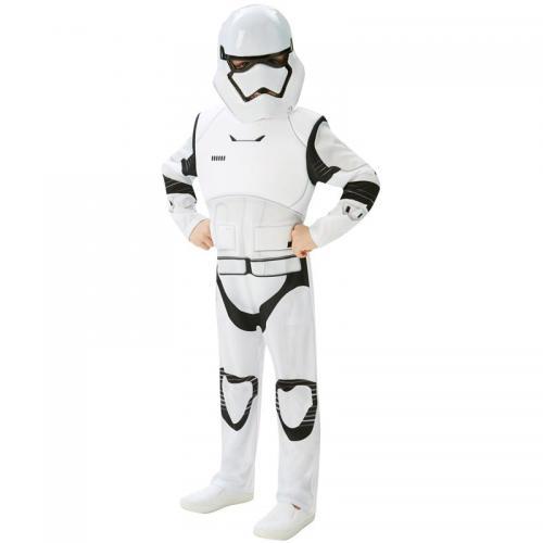 Stormtrooper Dräkt Barn Deluxe - Partyhallen.se 3590157533b2e