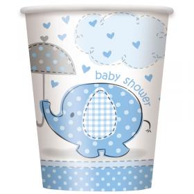 Baby Shower Boy Muggar Umbrellaphant