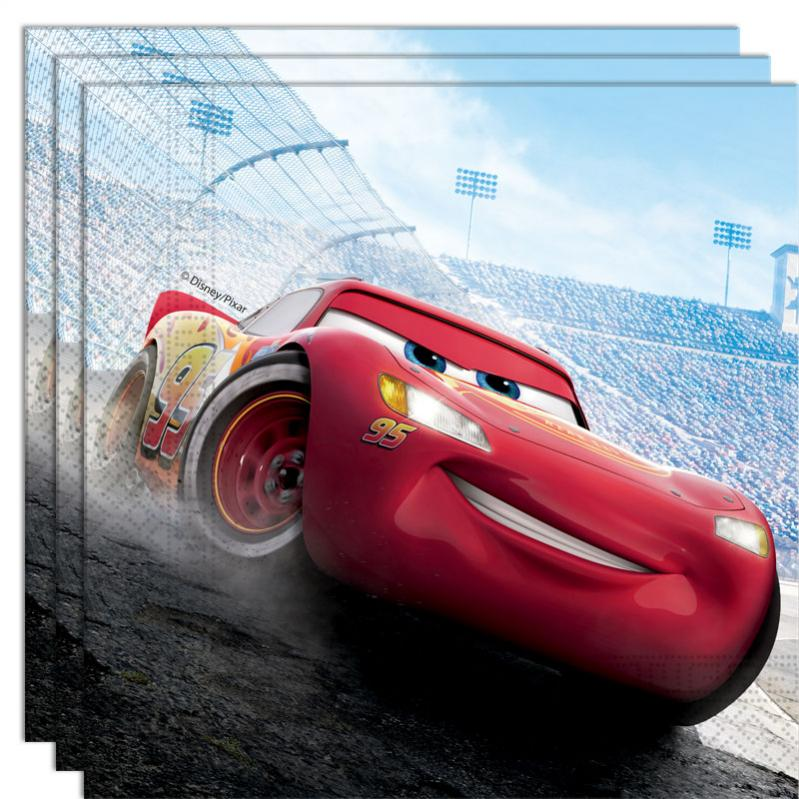 Cars The Legend of The Track Servetter
