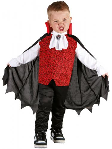 Dracula Vampyrdräkt Barn - Partyhallen.se 8986e9c02cace