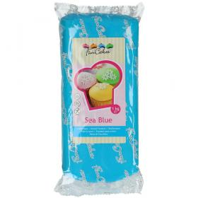 Sockerpasta Sea Blue 1 kg
