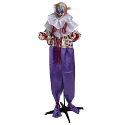 Stående Killer Clown Prop