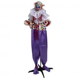 Stående Killer Clown Prop