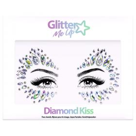 Diamond Kiss Ansiktssmycken