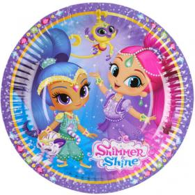 Shimmer and Shine Assietter