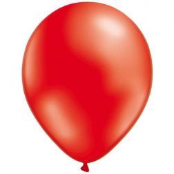 Metallic Ballonger Röda