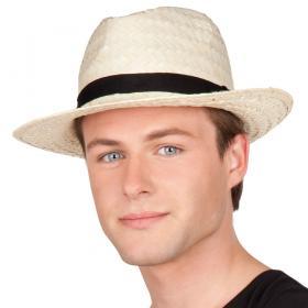 Panamahatt i Strå