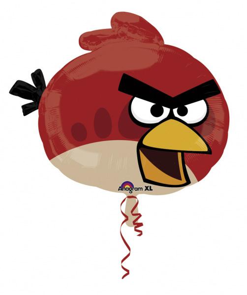 Angry Birds Röd Folieballong XL