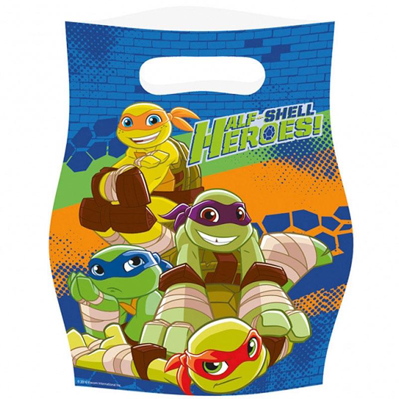 Ninja Turtles Heroes Kalaspåsar