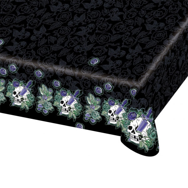 Skull Party Bordsduk