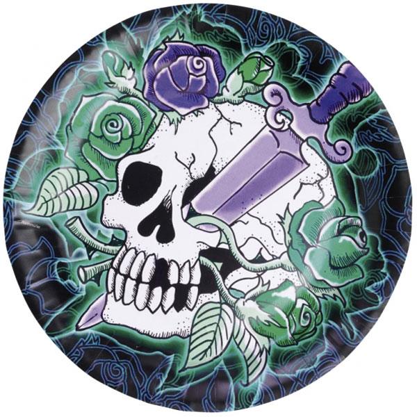 Skull Party Tallrikar