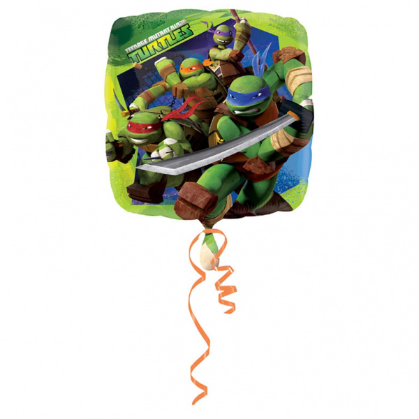 Teenage Mutant Ninja Turtles Folieballong