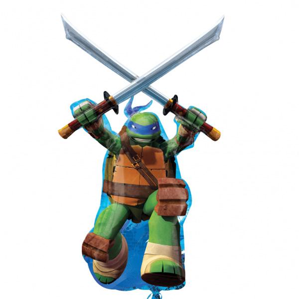 Teenage Mutant Ninja Turtles Folieballong Jumbo
