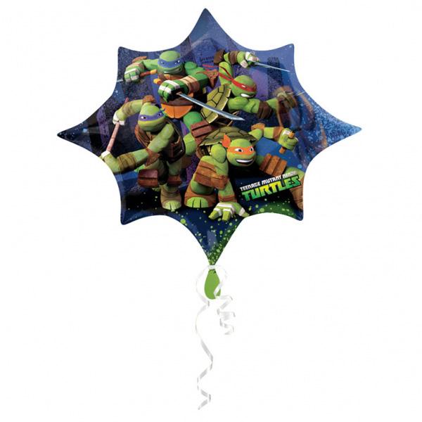 Teenage Mutant Ninja Turtles Folieballong XL