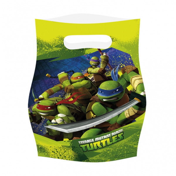 Teenage Mutant Ninja Turtles Kalaspåsar